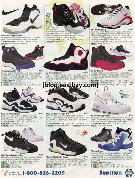 nike basketball shoes 1998 eastbay memory air xii and nike basketball