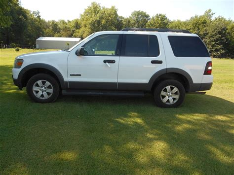 suv ford explorer 2006 ford explorer suv pictures information and specs