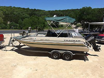 tracker boats owners manual tracker deck boat 21 boats for sale