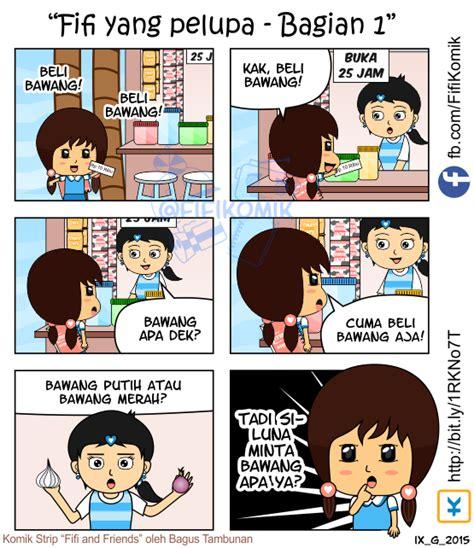 Komik A Friend komik indonesia komik fifi and friends edisi