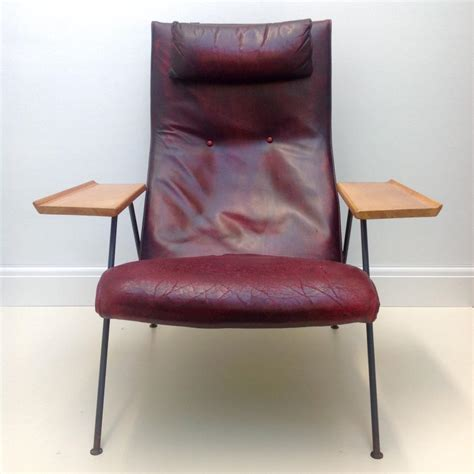 Robin Day Armchair Form Amp Function Robin Day Reclining Chair1952