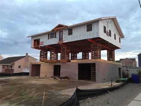 raising a house house raising chap construction pine beach nj