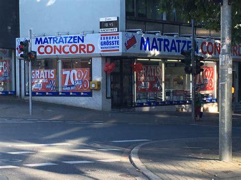 matratzen concord bewertung matratzen concord gmbh tel 02301 94516