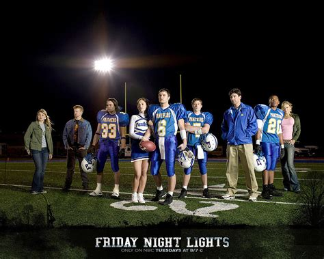 On Friday Lights by Best Tv Series To And January 2016