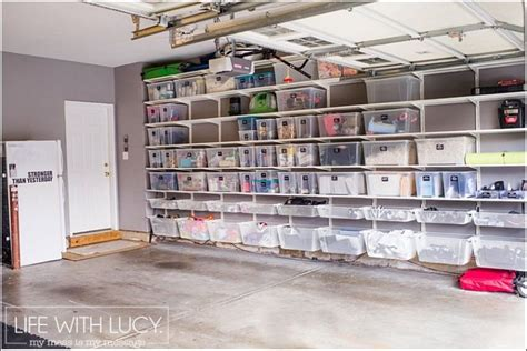 ikea garage storage lifewithlucyblog com garage makeover ikea algot