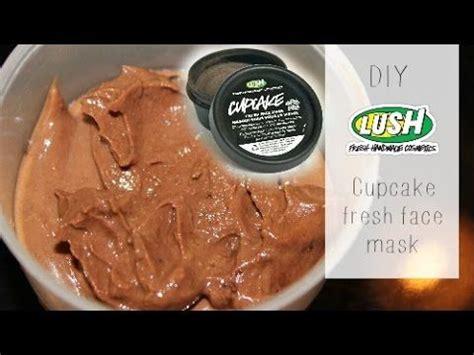 diy lush cupcake mask diy lush fresh cupcake mask neonglitter diy lush fresh