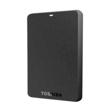 Toshiba Canvio 2 Tb Hardisk 2tb Harrdisk Eksternal 2tb Hardisk 2tera 6 jual toshiba canvio basic disk eksternal black 2 tb harga kualitas terjamin