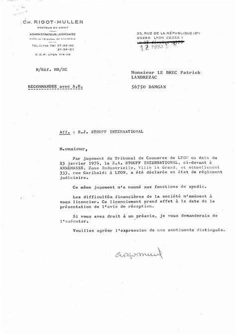 Lettre De Motivation De Nounou Sle Cover Letter Exemple De Lettre De Licenciement Nounou