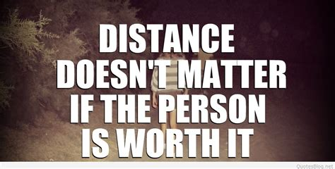 Distance Quotes In