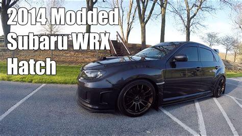 modded subaru impreza 2014 modded subaru wrx hatch