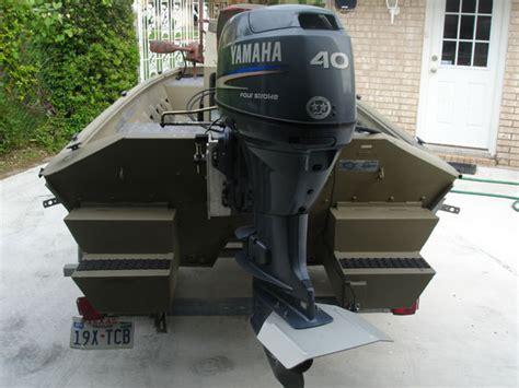 jon boat tunnel hull alumacraft 16 tunnel yamaha 4 stroke the hull truth