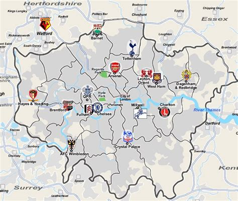 epl club my football facts stats premier league london