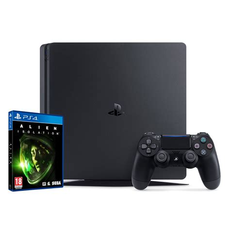 console ps4 offerte sony playstation 4 slim 500 go isolation ps4