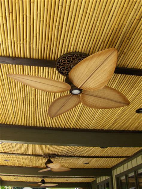 The Bamboo Ceiling by Painted Decorated Ceilings