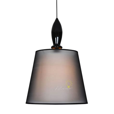 Plastic Pendant Light Gauze And Plastic Pendant Lighting In Black And White Finish 759 Browse Project Lighting And