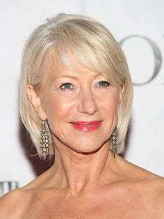 lhj com try a hairstyle helen mirren classy celebrity hairstyles for women with