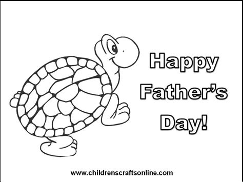 coloring page father s day card free dads birthday cards coloring pages