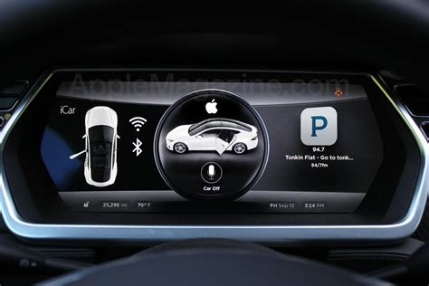 Apple To Buy Tesla What Would The Icar Look Like It S To