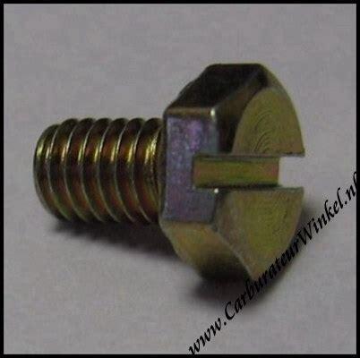 Kabel Choke I One 1 15 choke kabel schroef voor dellorto dhlb carburateurs