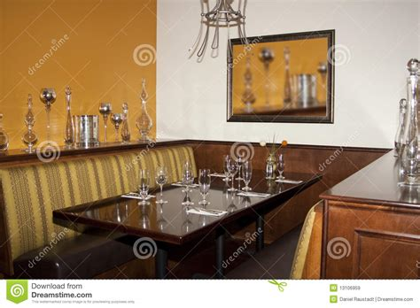 Restaurant Booths And Tables by Desert Golf Course Restaurant Dining Booth Table Stock