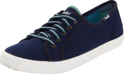 keds up sneaker keds canvas lace up fashion sneaker in blue navy