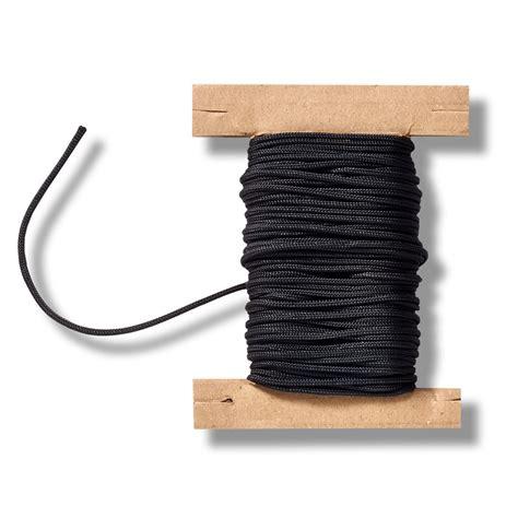 jalousien schwarz 10 meter jalousien zugschnur schwarz 1 3 mm ersatzteil