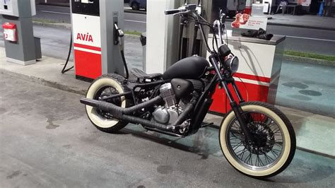 honda vt 600 honda shadow vt 600 bobber build doovi