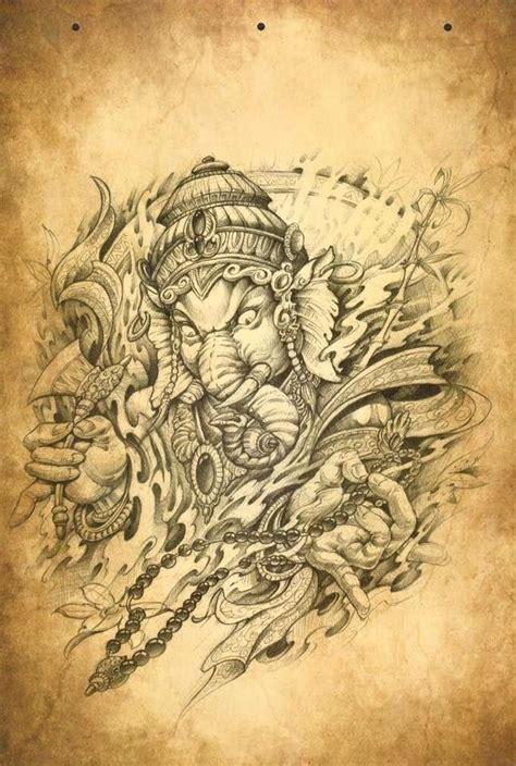 tattoo oriental hindu 70 besten tattoo elefanten bilder auf pinterest