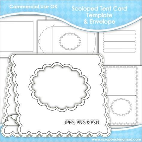 report card envelope template scalloped tent card envelope template commercial use 163