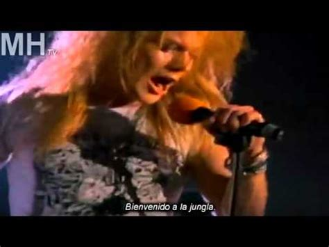guns n roses welcome to the jungle mp3 download 320kbps welcome to the jungle subtitulado ringtone mp3 download
