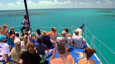catamaran coral reef snorkel bermuda catamaran coral reef snorkel youtube