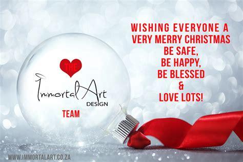 wishing    merry christmas immortal art