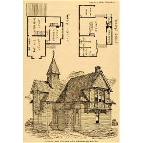 victorian carriage house plans 1890 victorian house plans popular house plans and design ideas