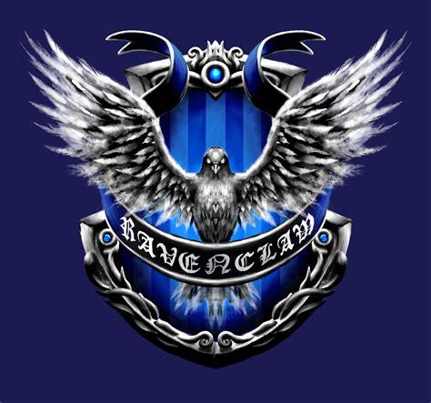 harry potter ravenclaw custom emblem by