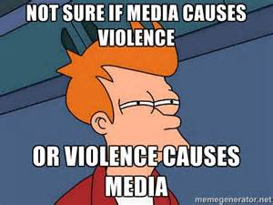 Meme Media - media violence industry issue kellyhenson