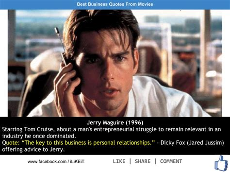 film business quotes best business quotes you can learn from movies