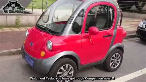 Two Seater Electric Car made in china two seater electric car