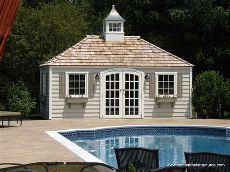 Pool House Shed Plans by Pool Shed Ideas Designs Pool Storage In Pa Homestead