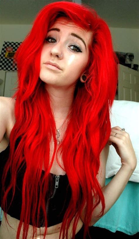bright hair color ideas 17 best ideas about bright hair colors on