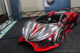car in new mexico new mexican inferno supercar revealed with 1 400 hp gtspirit