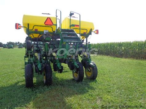 Deere 1770nt Planter Specs by 2010 Deere 1770nt Planter A407042a In Urbana Ohio