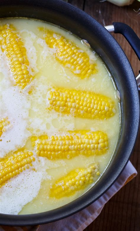best way to cook corn on the cob spicy southern kitchen