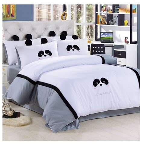 Panda Comforter Set 28 Images Panda Exploration