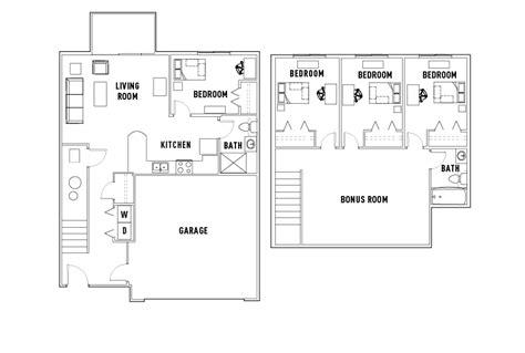 4 bedroom floor plans with bonus room 100 4 bedroom floor plans with bonus room 4909 best