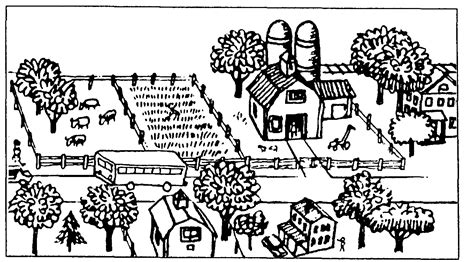 Urban Community Coloring Pages Coloring Pages Community Coloring Pages