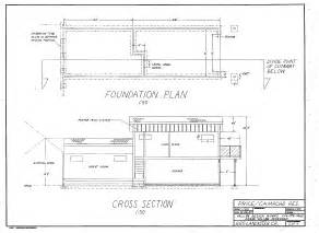Roof Deck Plan Foundation by Accurate Drafting Amp Design 187 Drafting Gallery