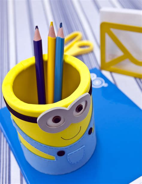 minion craft projects craftionary