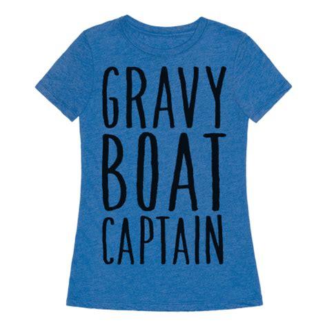 gravy boat captain t shirt lookhuman - Gravy Boat Captain