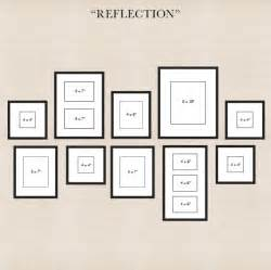 Pottery Barn Gallery Frames How To Create A Gallery Wall Pottery Barn