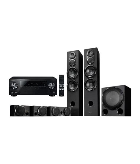 buy pioneer htp rs33 5 1 dvd home theatre system at